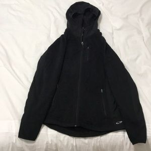Champion Hooded Fleece Size Medium
